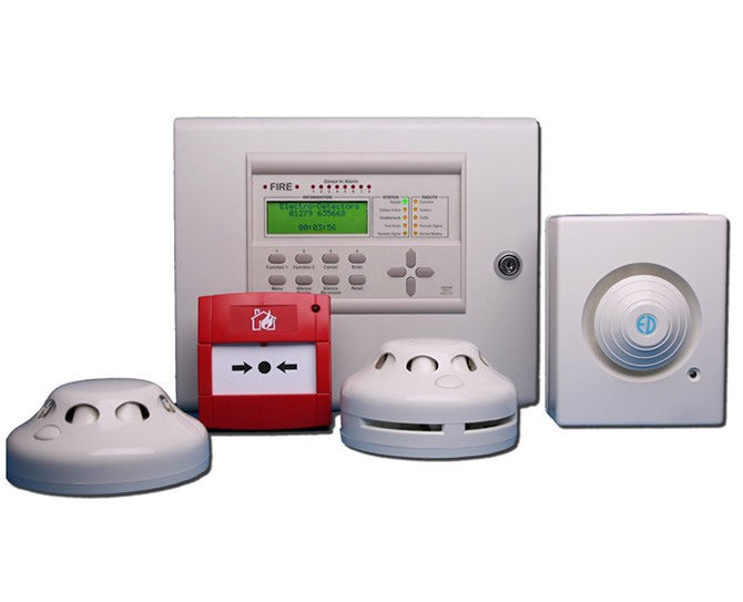 Crays Fire Alarms