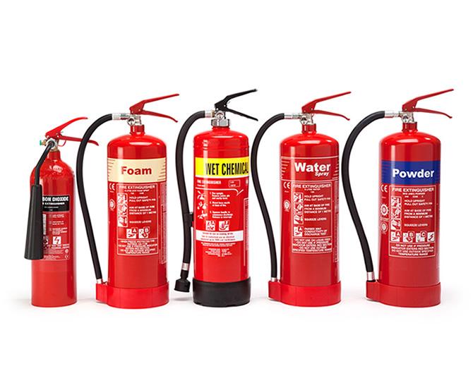 Crays Fire Extinguishers